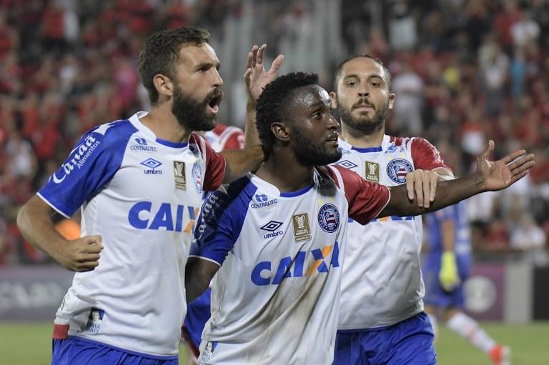 Brazilian A 2017, Flamengo vs. Bahia