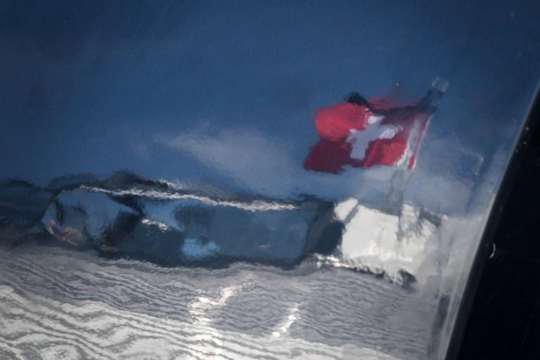SWITZERLAND - AVIATION - ACCIDENT
