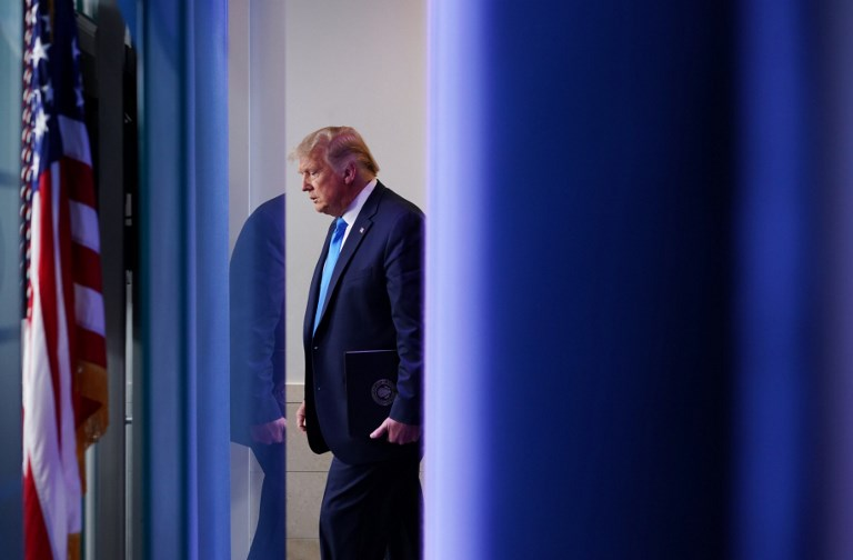 US - POLITICS - TRUMP - BRIEFING