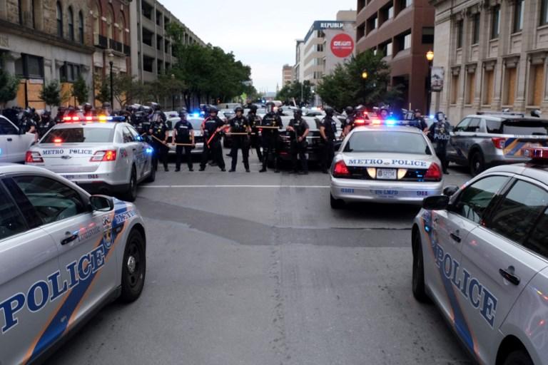 US - POLICE - SHOOTING - RACISM - BREONNA