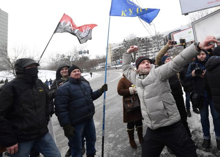 UKRAINE - RUSSIA - POLITICS - VOTE