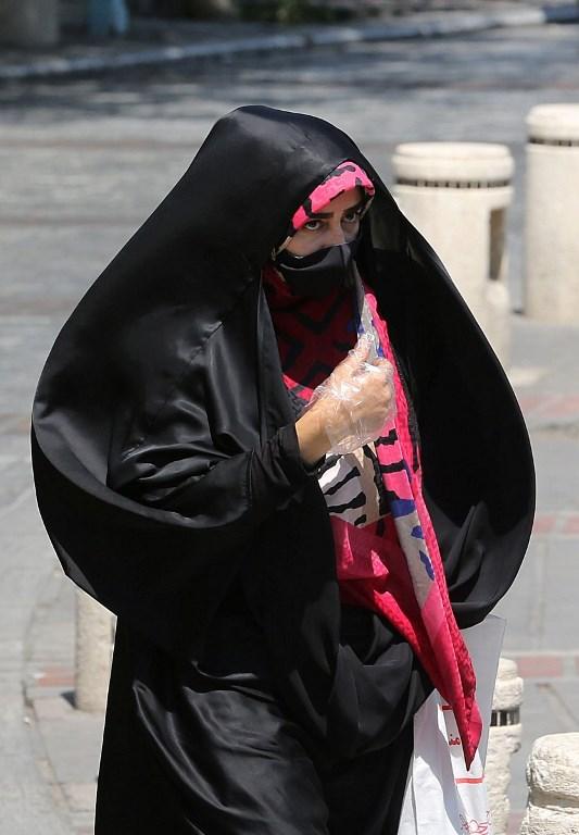 IRAN - HEALTH - VIRUS